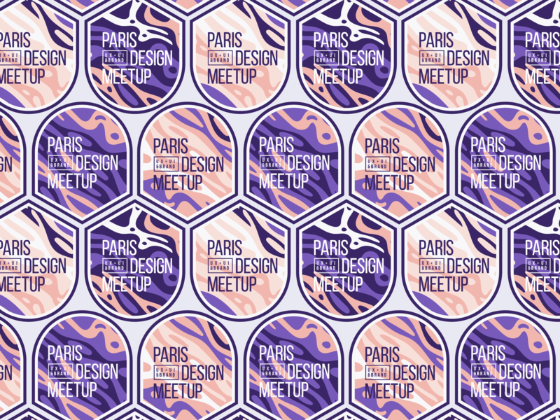 Paris Design Meetup search sticker set sticker fluid fluidity paris design vectors texture algolia vector