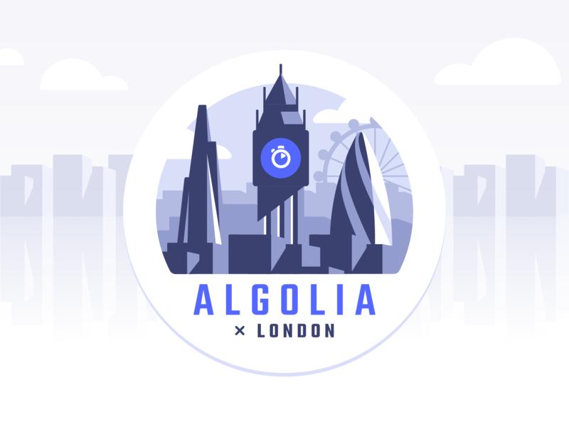 Algolia x London