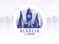 Algolia x London