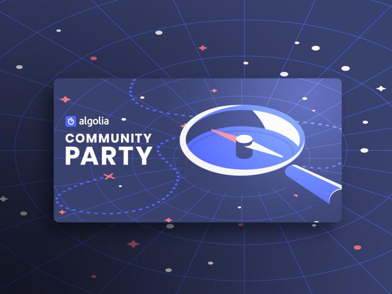 Algolia Community Party