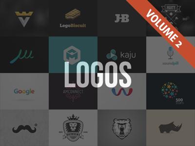 Logofolio Volume 2 logo logos branding logofolio collection behance