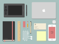 Dribbbler's Essentials