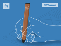 Giveaway: Pencil by FiftyThree