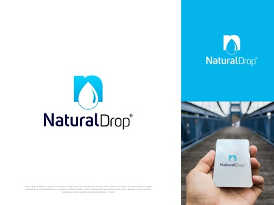 Pure Drop drawing icons mobile app design typography flat vector illustration minimal branding modern custom icon brand water pure drop pure drop