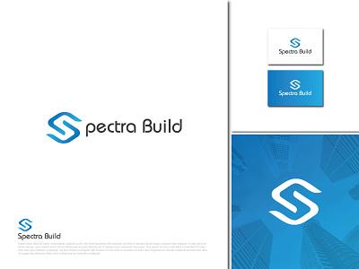 S logo 3d logotype style colorfull s logo design custom modern business building s logo logo branding flat minimal typography illustration brand icon vector brandauxin