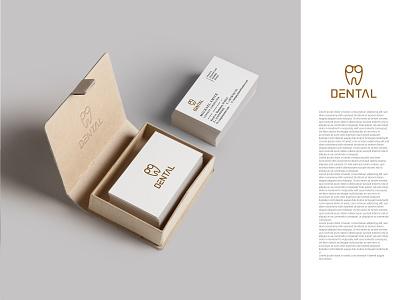 PG Dental gold clear simple modern logos business card dental pg pg dental pg dental logo branding flat minimal typography illustration brand vector icon brandauxin