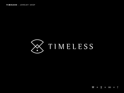 Timeless logo logos logo design logodesign branding typography logotype logo inspiration brands type goldenratio layout golden ratio design