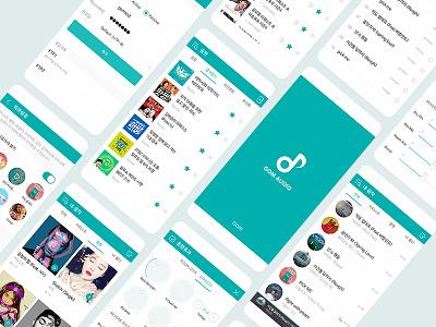 GOM AUDIO MUSIC PLAYER app music player gomaudio audio gom