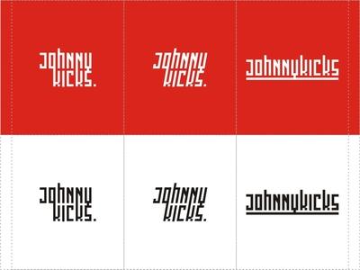 Johnny Kicks Custom Shoes