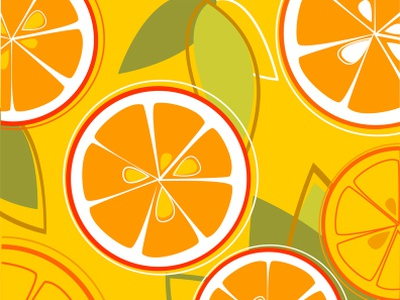 Do You See Vitamin C? Summer, Orange, Lime, Yellow Fresh dribbble best shot website vector classic fresh design design banners illustration spreadshirt product design freshworks wallpaper design lime green oranges summer flyer