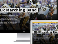 Grambling Website ReDesign Process