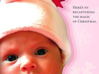 Christmas Card 2005 - front