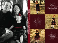 Christmas Card 2006 - front