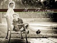 Christmas Card 2010 - front