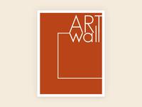 UT-Houston Art Wall Logo
