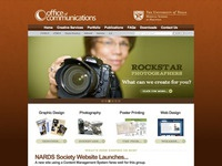 Office of Communications' Website Redeisgn