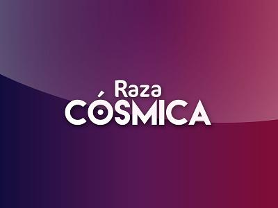 Raza Cósmica Blog logo branding brand cósmica raza raza cósmica blog