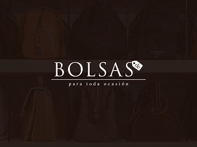 bolsasde.net branding brand logotype logo website bag bags bolsas