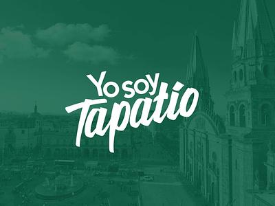 Yo soy tapatío branding brand logotype logo yo soy tapatía yo soy tapatío méxico mexico tapatia tapatio tapatía tapatío guadalajara jalisco