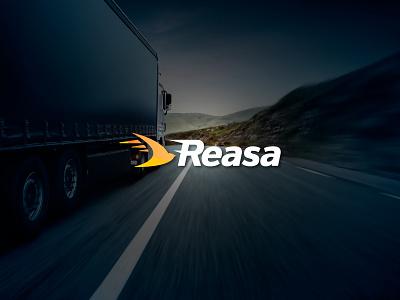 Reasa Logist branding brand logotype logo logistic envíos paqueteria sinaloa reasa logist reasa pack reasa