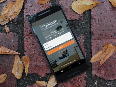 MyBundle Android App providers bundle android ux mybundle