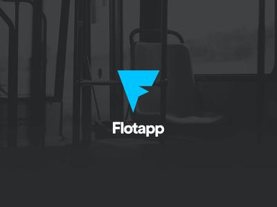Flotapp design ux app brand flotapp