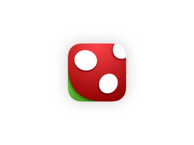 Mushroom icon design brand ui mushroom app icon