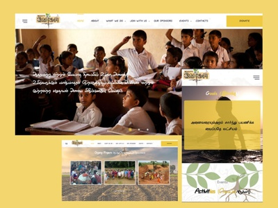 Our latest work for the client: Agathin vergal web design websites website design website web design