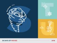 36 Days of Movies - S to U