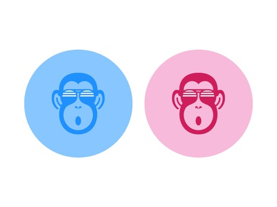 Funky monkey mark