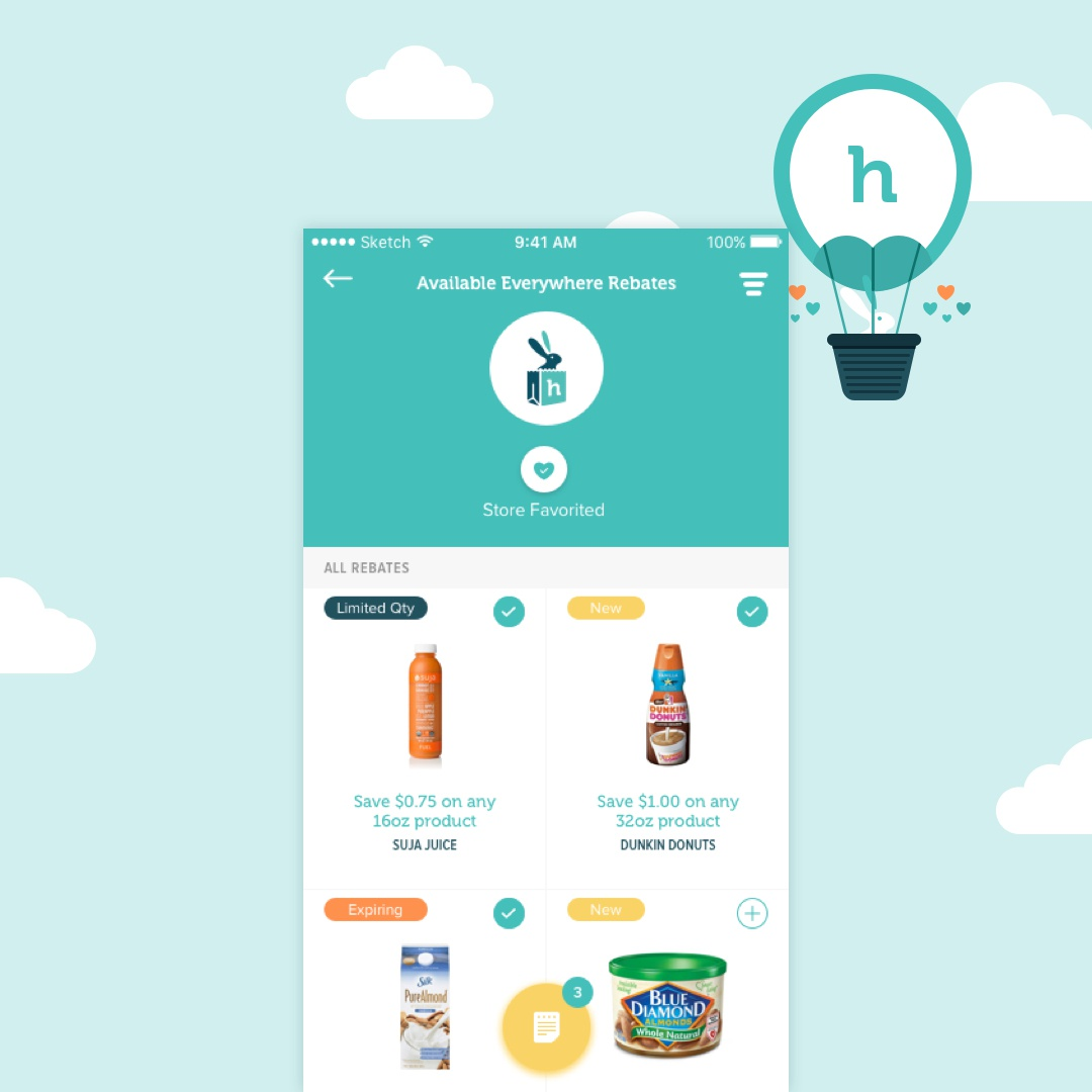 Hopster Rebates By Retailer By Javon Greaves For Clarus On Dribbble