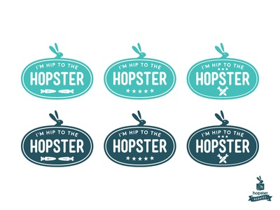 I'm Hip to The Hopster Shirt Design V2