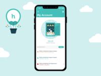 Hopster Rebates My Account - iPhone X