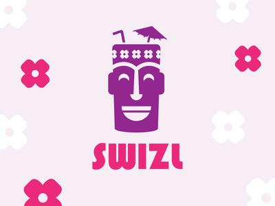 Swizl Unused Tiki Logo