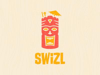 Swizl Unused Tiki Logo V2