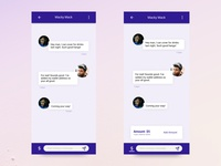 Daily UI #013 (Direct Messaging)