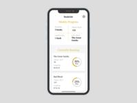 Daily UI #021 (Dashboard Monitoring)