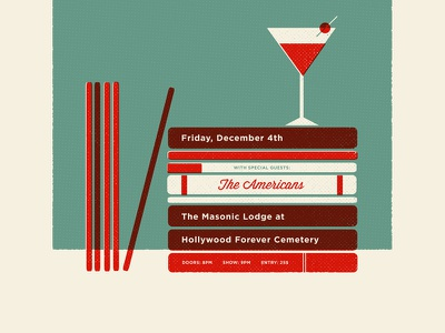 Gaby Moreno Poster glass martini recordshelf books records moreno gaby