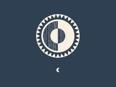 Wooden Sun texture stars space eclipse moon wooden wood sun