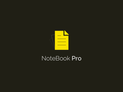 Sketch Notebook Logo logo notebook sketch plugin sketchapp