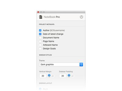 Notebook Pro Ui notebook sketchapp plugin mac os ui sketchapp