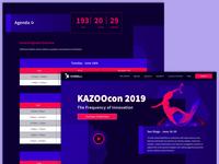 KAZOOcon 2019 Teleco Conference