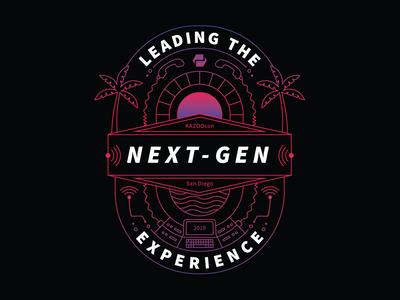 Conference Shirt Illustration