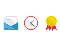 User Recruitment icons