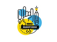 Nearsoft Design Sticker