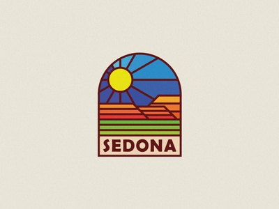 Sedona Badge