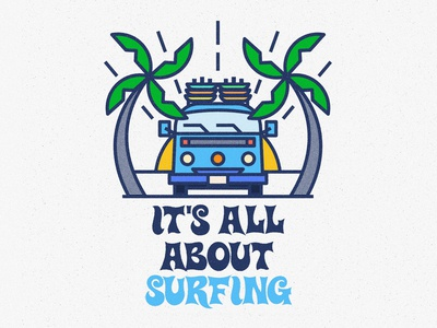 It´s All About Surfing