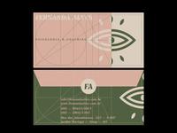 Envelope for Fernanda Alves | Grid V.01