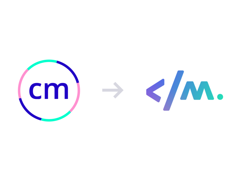 Code Mentoring Logo Redesign mentoring code redesign logo
