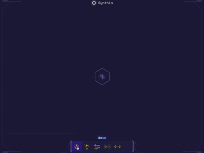 Synthia - Connecting nodes